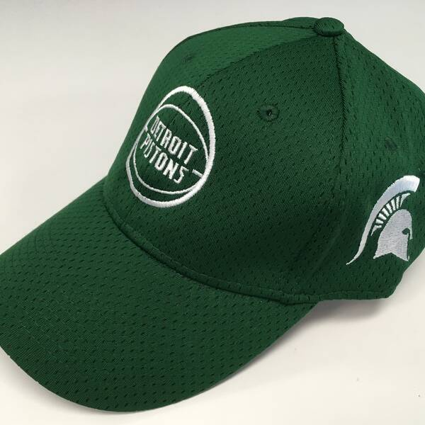Pistons x Michigan State Hat