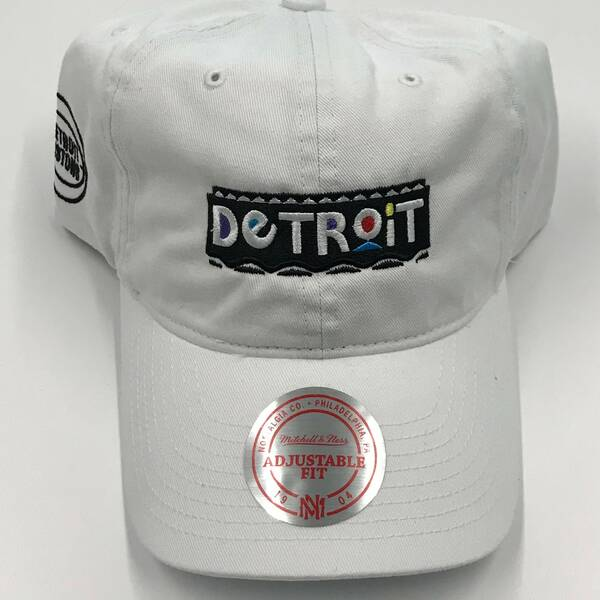 Pistons x Martin Unstructured Hat