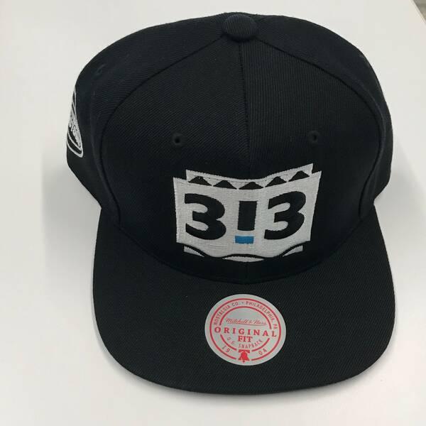 Pistons x Martin Snapback Hat