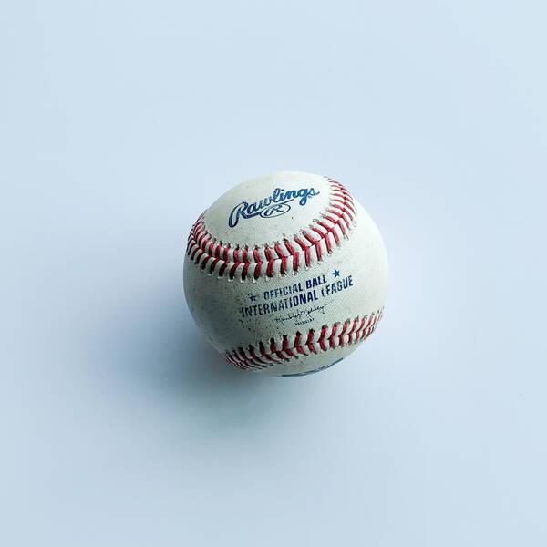BP Used Baseball