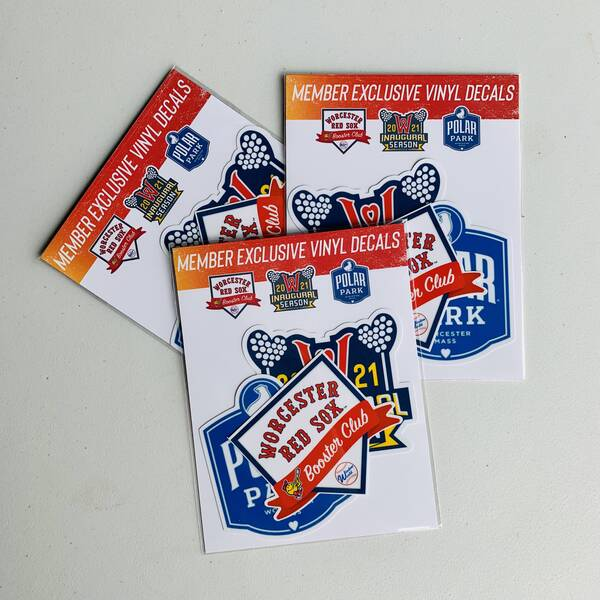 Member Exclusive Sticker Pack