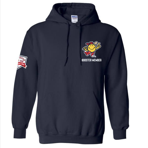 Pre-Order Your Booster Club Hoodie!