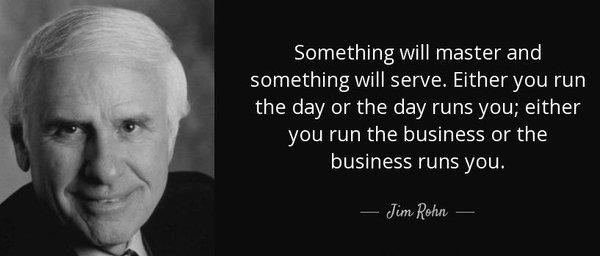 Inspirational JimRohn Business Success Quotes Sell Sales SocialSelling
