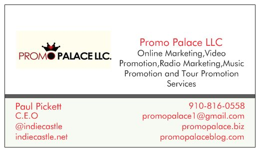 1 Music Promotion Company Planet