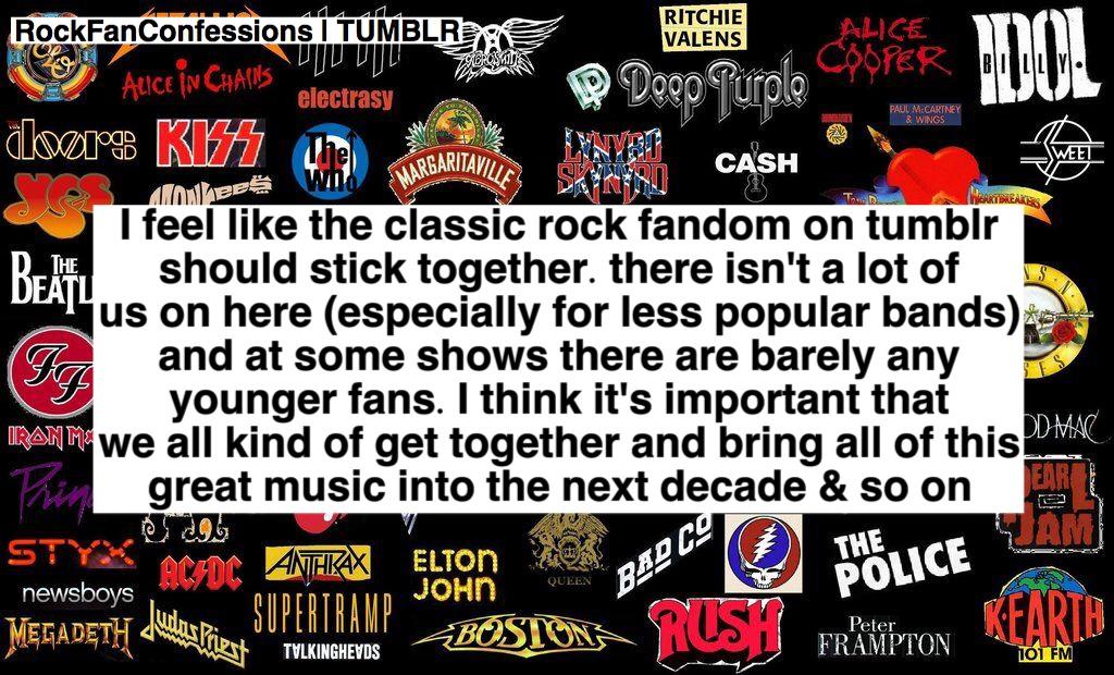 classicrock classicrockbands classicrockfandom