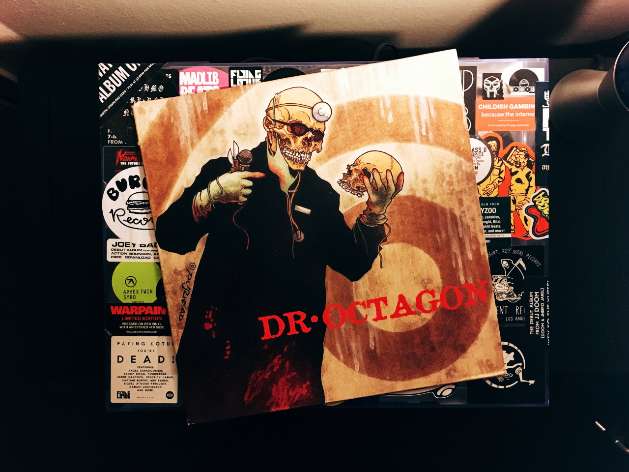 droctagon koolkeith hiphop undergroundhiphop vinyl vinyljunkie vinylcollection vinylrecord recordcollector records recordcollecting music