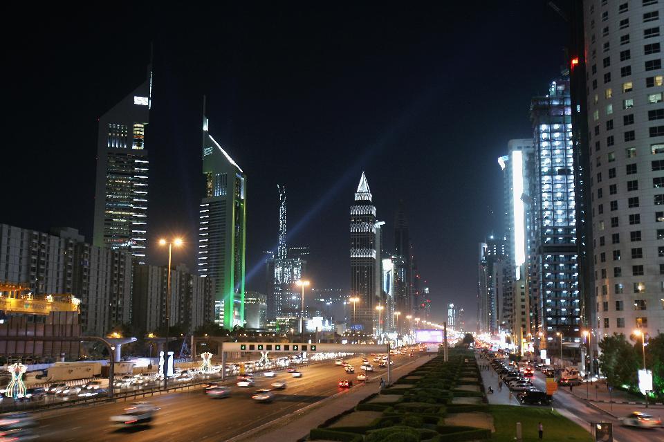 Dubai tech startup UAE innovation smartcity vc