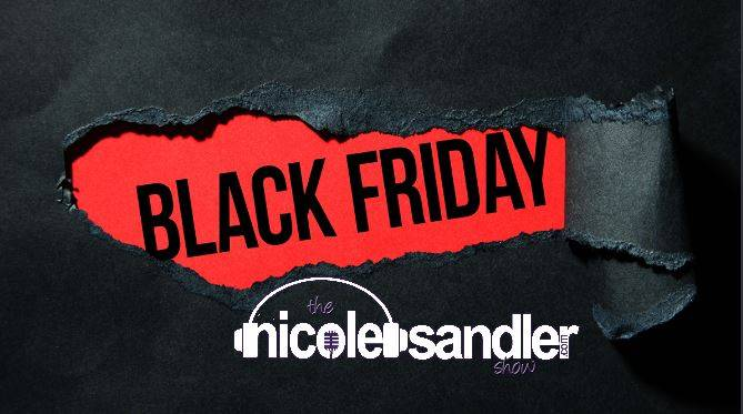 20191129 Nicole Sandler Show Yes We Re Here On Black Friday Too The Nicole Sandler Show Fans Fm