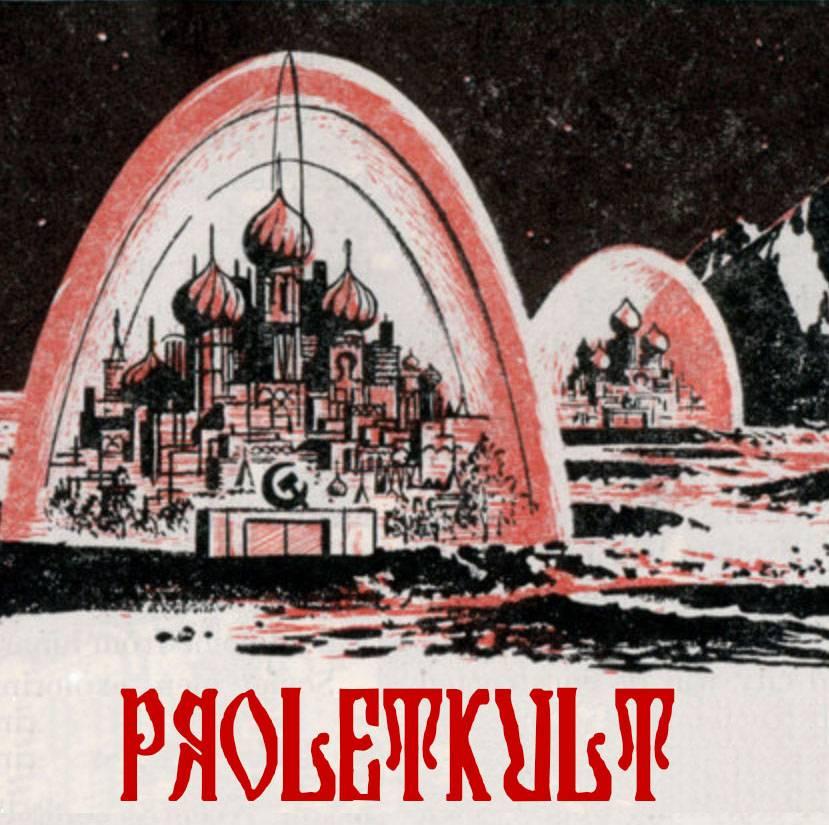 PROLETKULT 6 - Cult vs. Commune w/ Joseph L Flatley + SPACE STRIKE