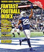 Fantasy Football Index cover