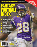 Fantasy Football Index magazine - back issues (PDF only)