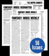 Fantasy Football Index Weekly subscription