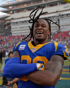 20181109 Todd Gurley
