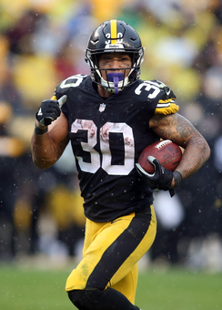 20181113 James Conner