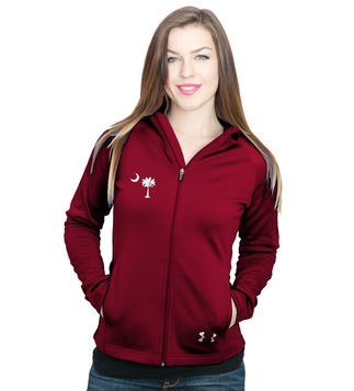 Palmetto Moon Ladies UA Full Zip