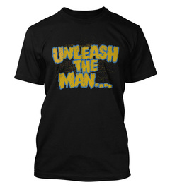 Faried Unleash the Man... T-Shirt