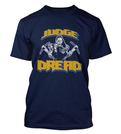 "Faried ""Judge Dread"" T-Shirt"