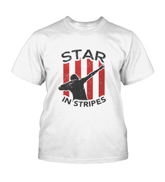 Jozy Altidore Star in Stripes Kids T-Shirt