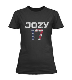 Jozy Altidore USA Ladies T-Shirt