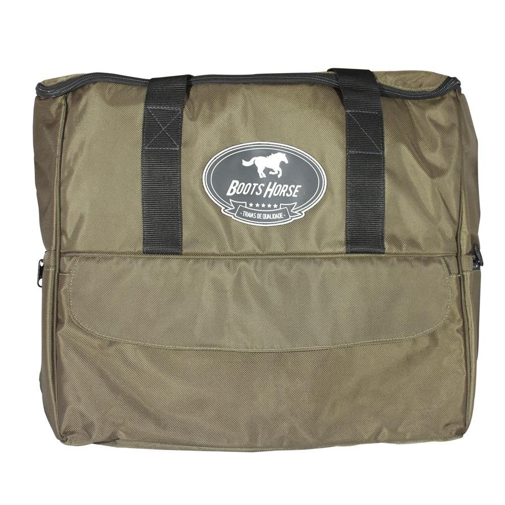 Bolsa de Laço Quadrada Boots Horse