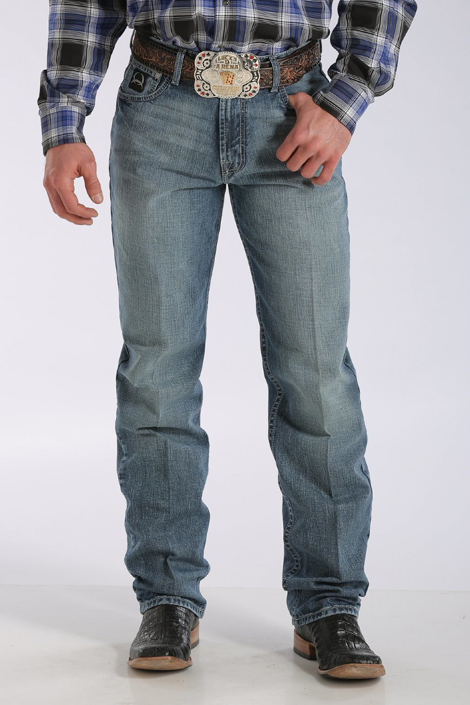 Calça Jeans Cinch Black Label 2.0 Importada Masculina