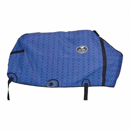 Capa Protetora Impermeável Boots Horse Azul Escura