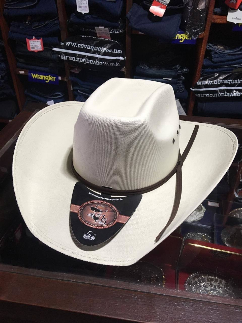 Chapéu de Palha Eldorado Company
