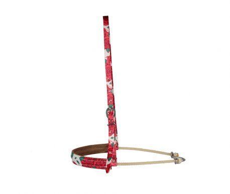 Gamarra Boots Horse Rosas Vermelhas