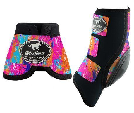 Kit Ventrix Boots Horse Tintas