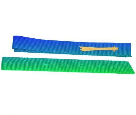 Latego e Contra Latego Boots Horse Azul com Verde