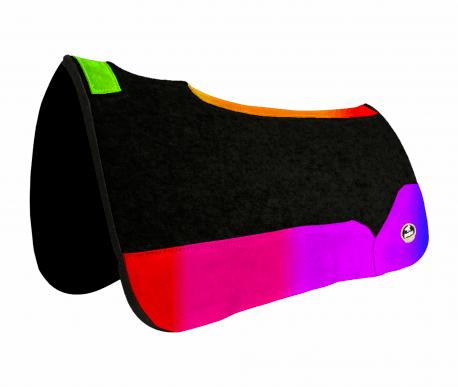 Manta de Tambor Free Model Quadrada Arco Iris