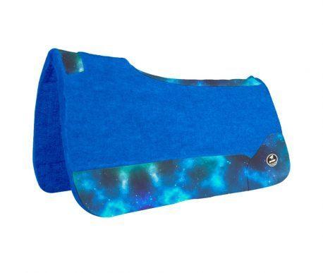Manta de Tambor Free Model Quadrada Constelação Azul
