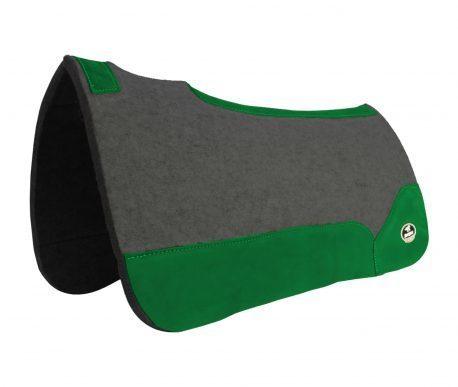 Manta de Tambor Free Model Quadrada Verde Escuro