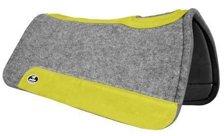 Manta de Tambor Rubber Quadrada Amarela