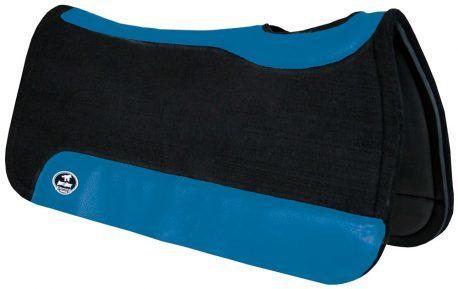 Manta de Tambor Rubber Quadrada Azul