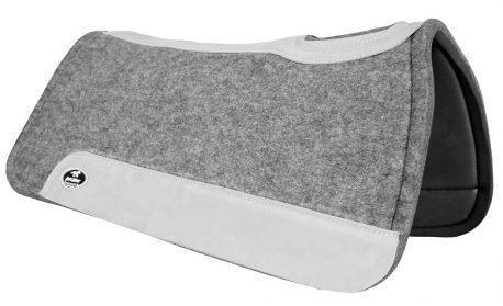 Manta de Tambor Rubber Quadrada Branco
