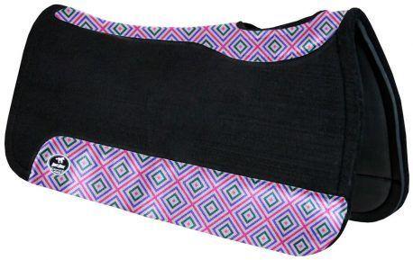 Manta de Tambor Rubber Quadrada Losango