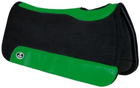 Manta de Tambor Rubber Quadrada Verde Claro