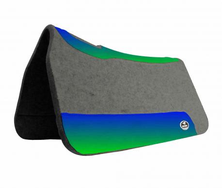 Manta Fly Combat Boots Horse Degrade Azul e Verde