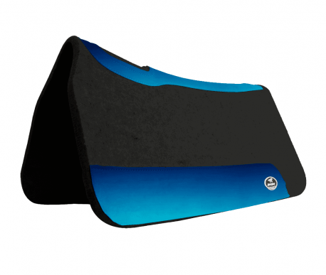Manta Fly Combat Boots Horse Degrade Azul