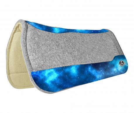 Manta Freedom Boots Horse Constelação Azul