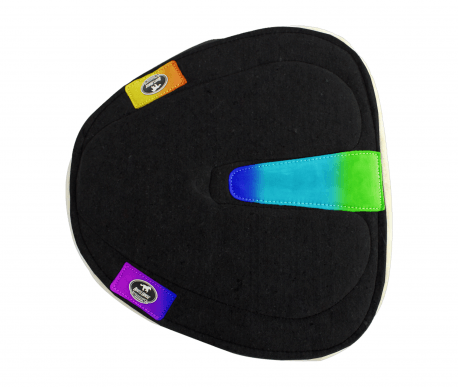 Manta Vaquejada Arco Iris