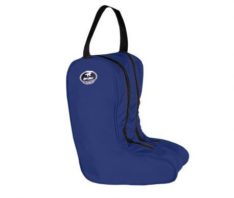 Porta Botas Boots Horse Azul Escuro