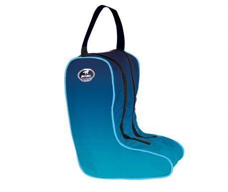 Porta Botas Boots Horse Degrade Azul