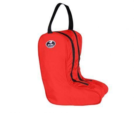 Porta Botas Boots Horse Vermelha