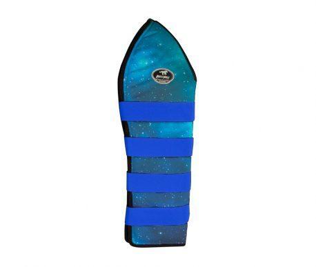 Protetor Para Viagem Longo Boots Horse Constelação Azul