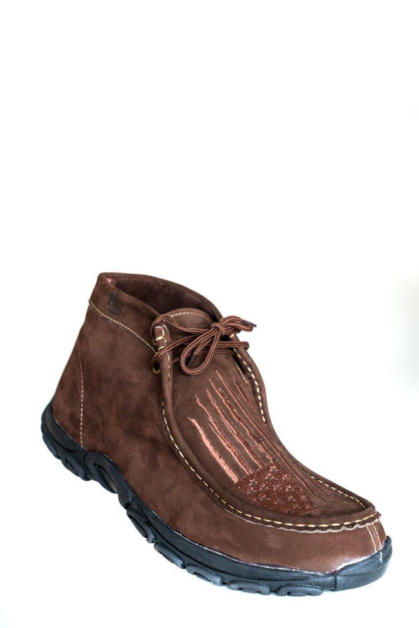 Sapato Destroyer Garrutti USA