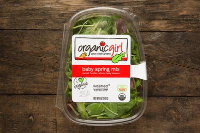 Thumb 400 organic girl organic baby spring mix 5 oz