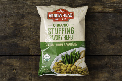 Thumb 400 arrowhead mills savory herb stuffing mix 10 oz