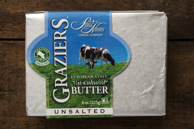 Thumb 400 sierra nevada cheese company grass fed sweet butter vat cultured 8 oz